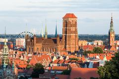 Gdańsk Stare Miasto dzień